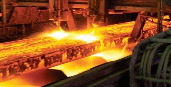 تولید فولاد درایران