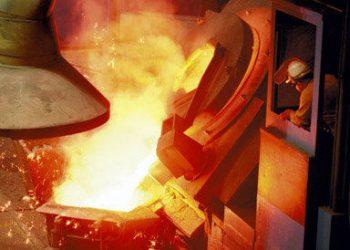 تولید فولاد ایران ۱۵.۷درصد رشد کرد