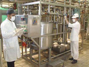 لوله استیل صنایع غذایی