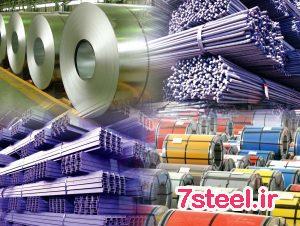 صادرات فولاد ترکیه